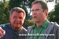 Perhaps Ditka used his relationship with Buddy Ryan to get him fired up for his motion picture debut?